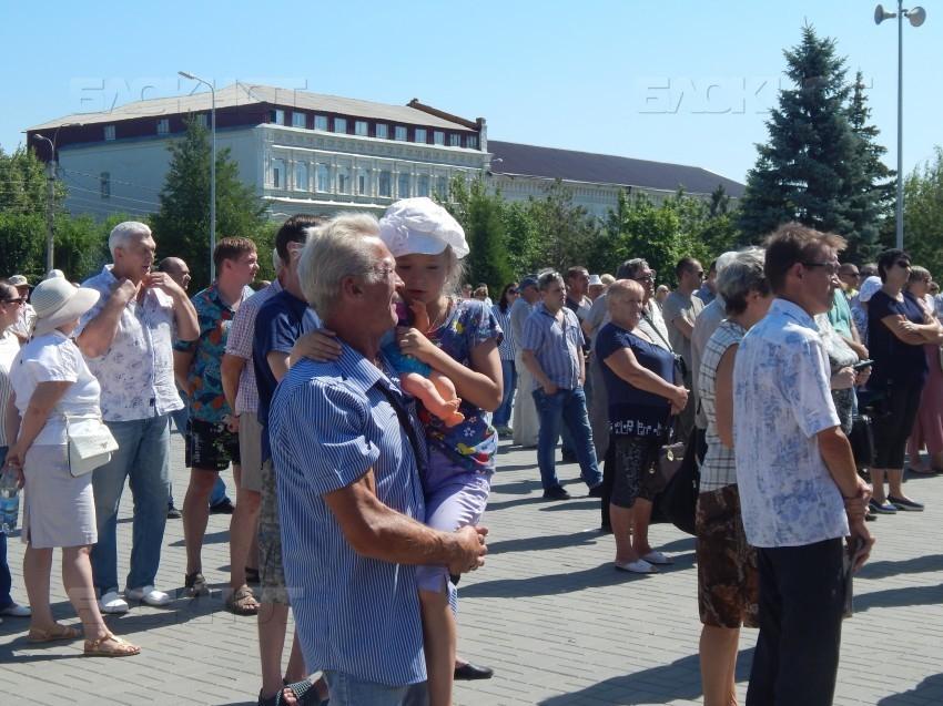 Камышинский горком КПРФ направил приглашения на митинг Владимиру Пономареву и Станиславу Зинченко