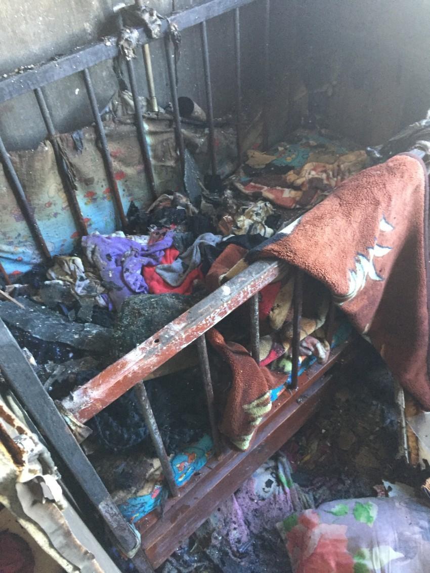 В Камышине мать, спьяну бросившая крохотную дочку погибать в огне, пойдет под суд