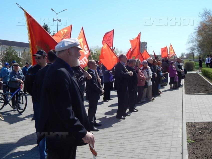 Администрация Камышина не склонна запрещать местным коммунистам митинг против повышения пенсионного возраста, - источник