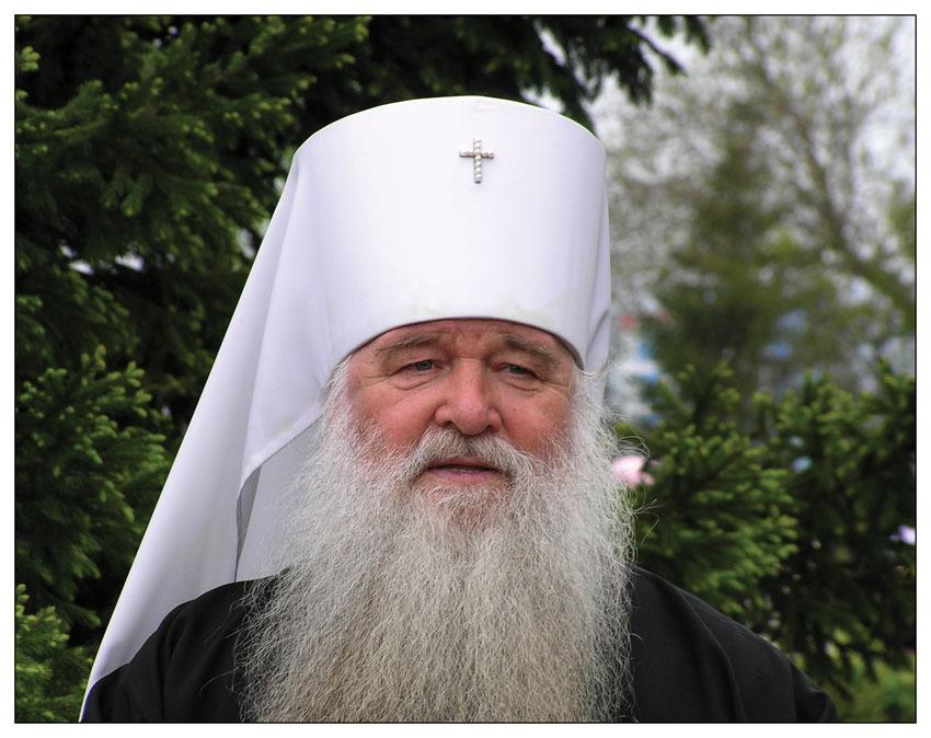 Митрополит Волгоградский и Камышинский Герман ушел в отставку по возрасту