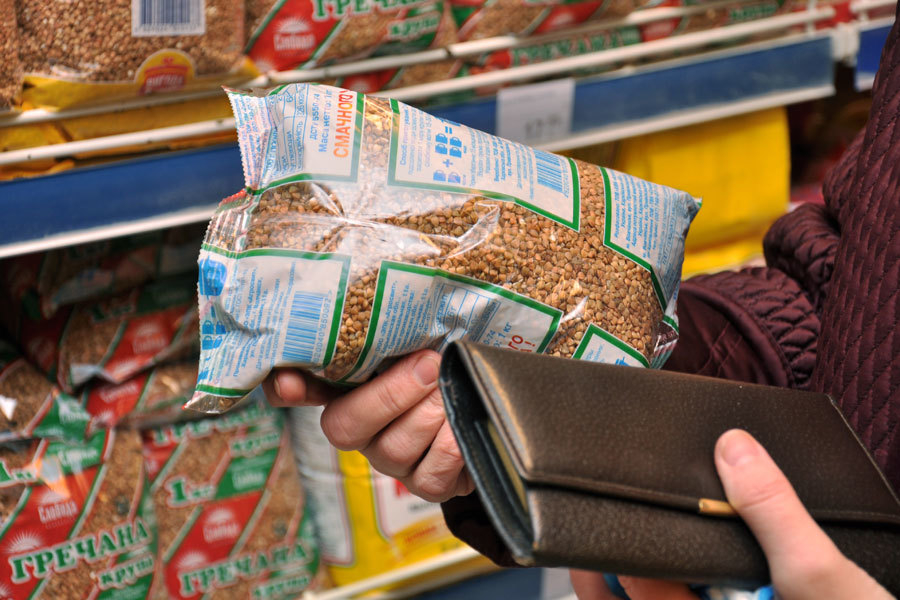Взлетела цена на гречку: Волгоградоблстат вывел лидеров по подорожанию продуктовой корзине