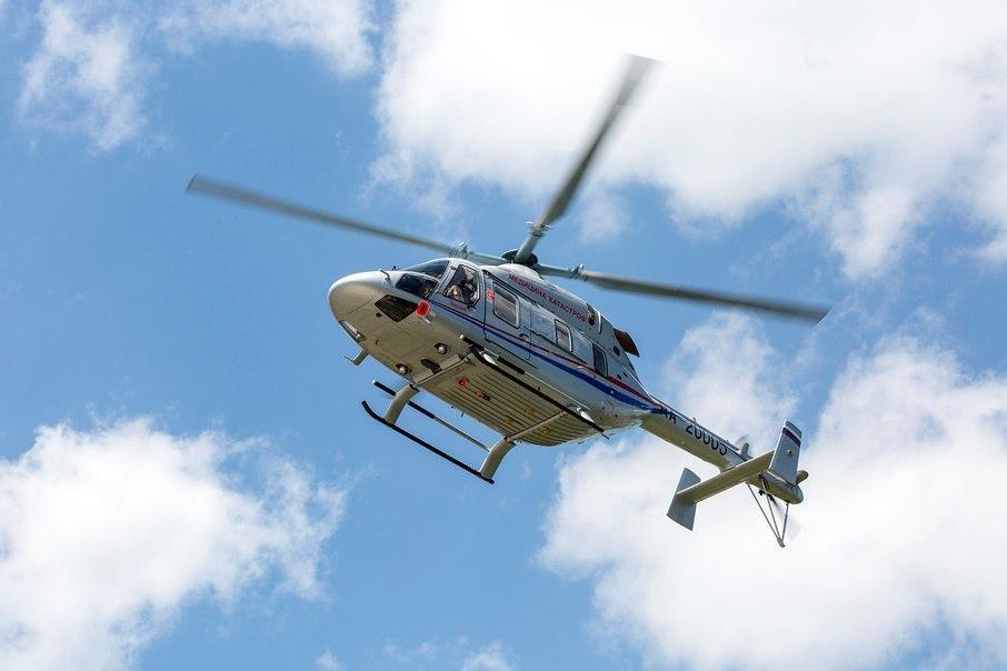 В Камышине построят современную площадку для санитарного вертолета