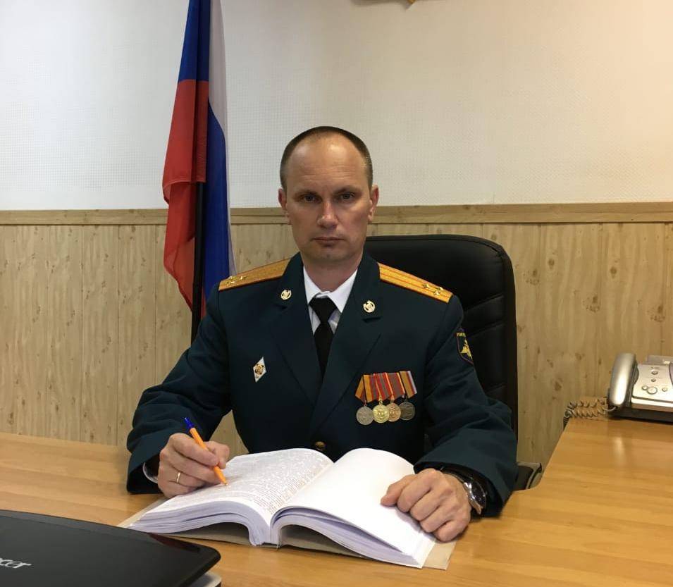 Военный прокурор Камышинского гарнизона 12 декабря проведет прием без предварительной записи