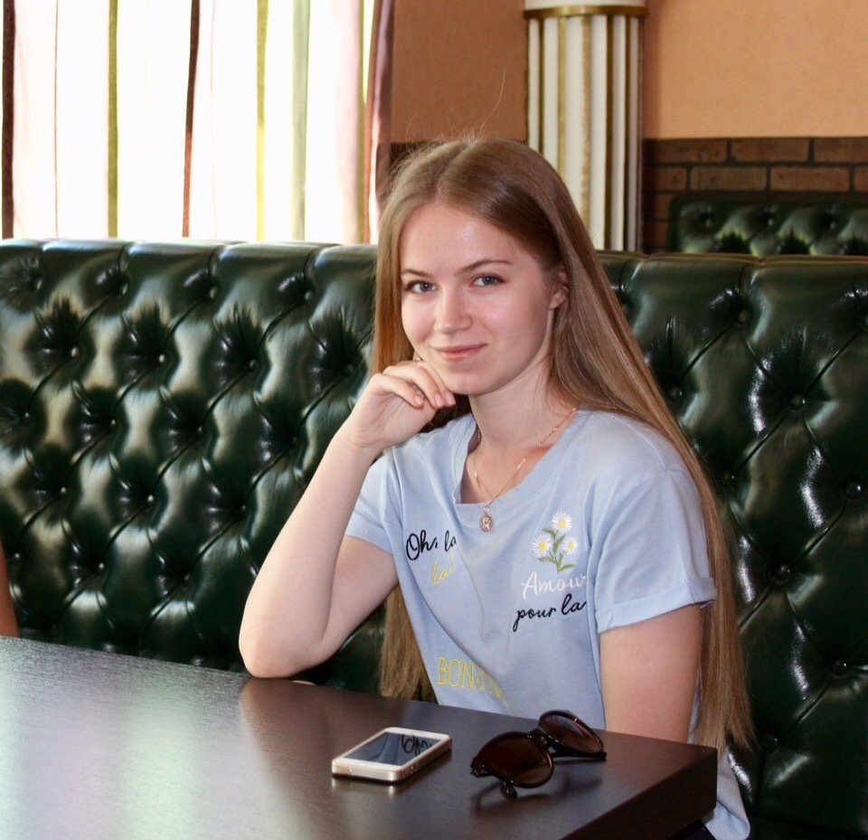 Названа первая участница конкурса «Мисс Блокнот-2019» - камышанка Виктория Квитко