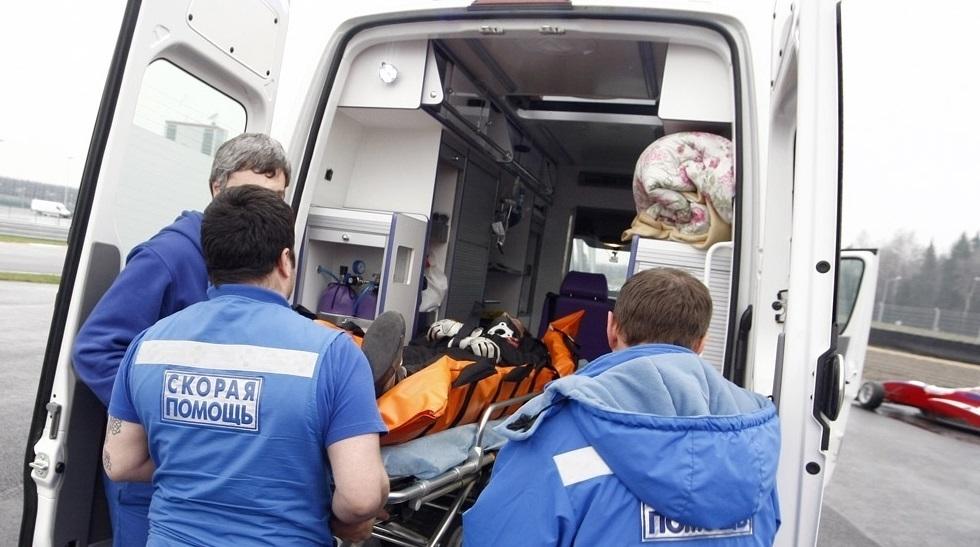 В Камышинском районе из-за высокой скорости водителя пострадали люди