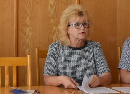 В мэрии Камышина заговорили об уходе на пенсию заместителя главы администрации Валентины Бариновой