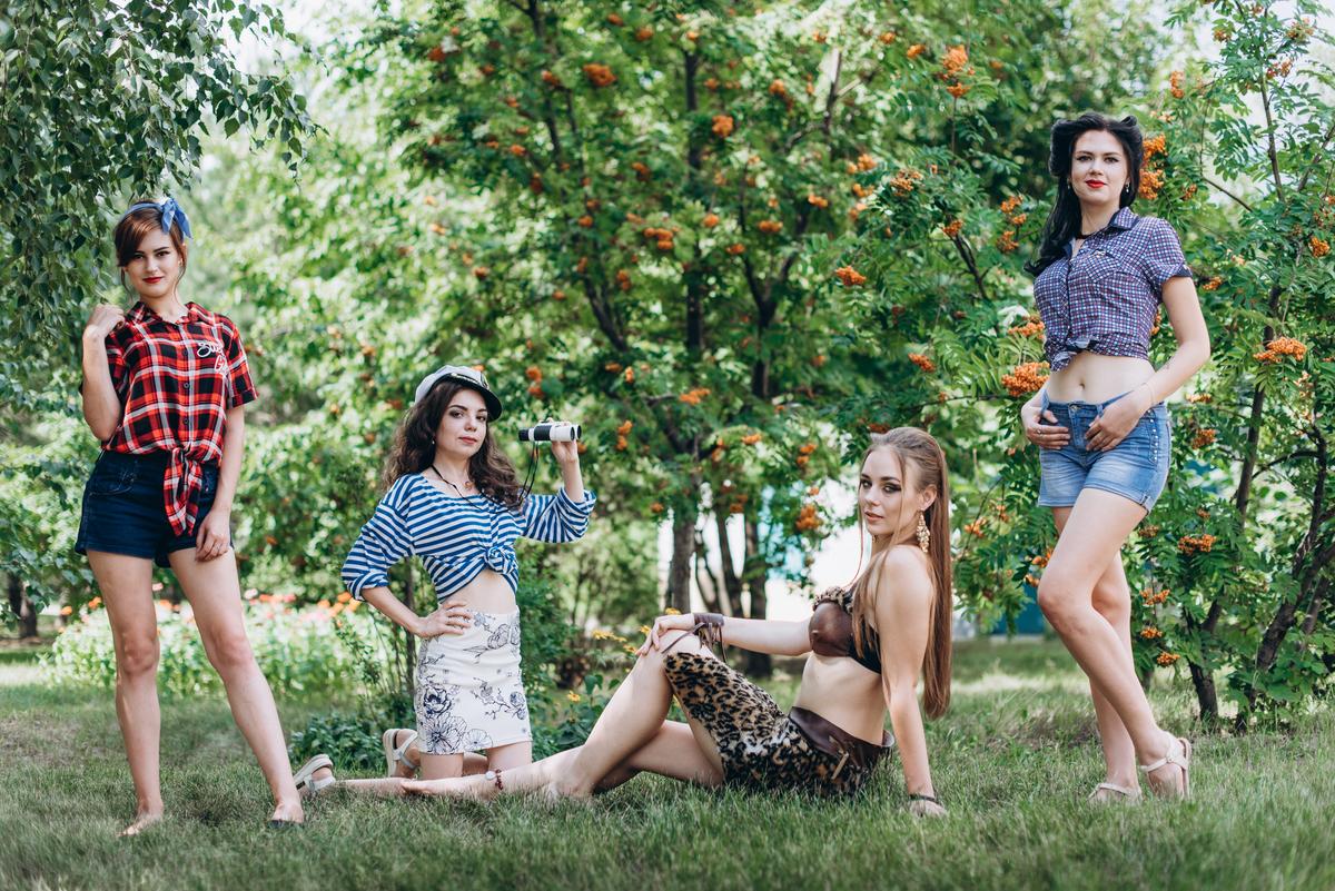 Участницы конкурса «Мисс уникальность - 2018», объявленного порталом «Блокнот Камышина», грациозно движутся к финалу