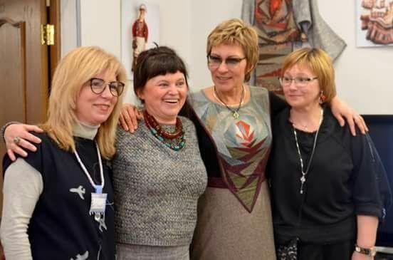 Помощник депутата Госдумы оставил восторженную запись об авторских куклах камышинской искусницы Елены Вернидубовой