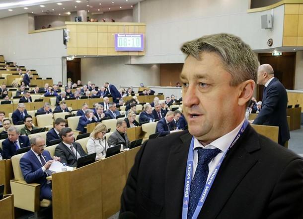 Волгоградский депутат – единоросс сбежал с заседания Госдумы при рассмотрении бюджета- 2019  - «Блокнот Волгограда»