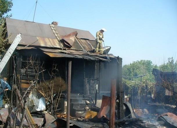 При пожаре заживо сгорели двухмесячные близнецы в частном доме на юге Волгограда - «Блокнот Волгоград»