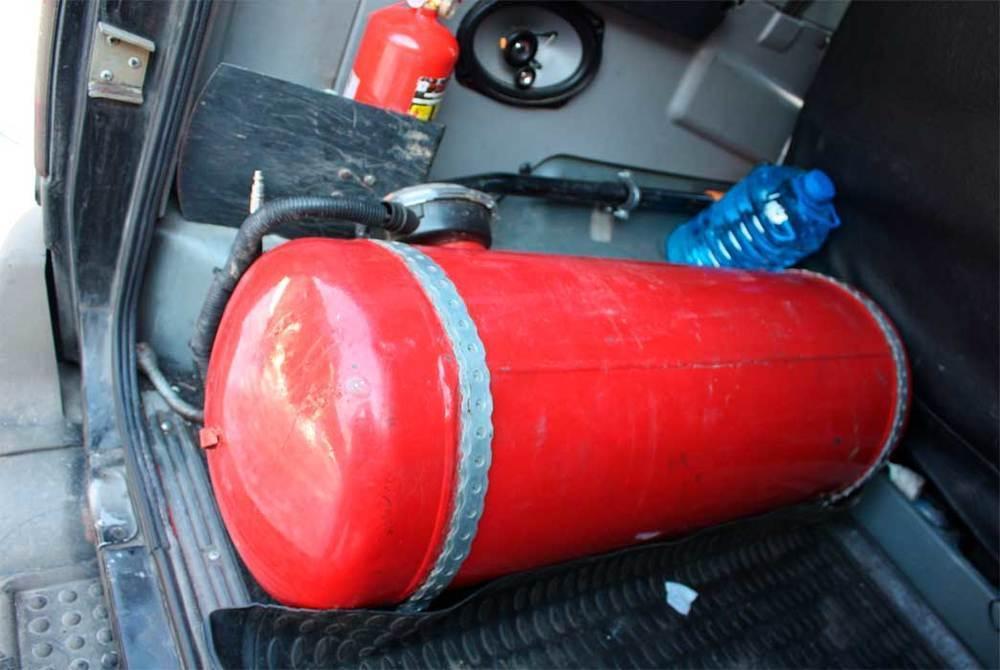 Камышанам предлагают сертифицированную услугу по монтажу, настройке, ремонту газобаллонного оборудования автомобилей